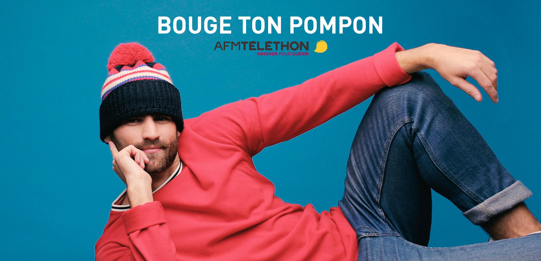 Le Slip Français en partenariat avec le Téléthon