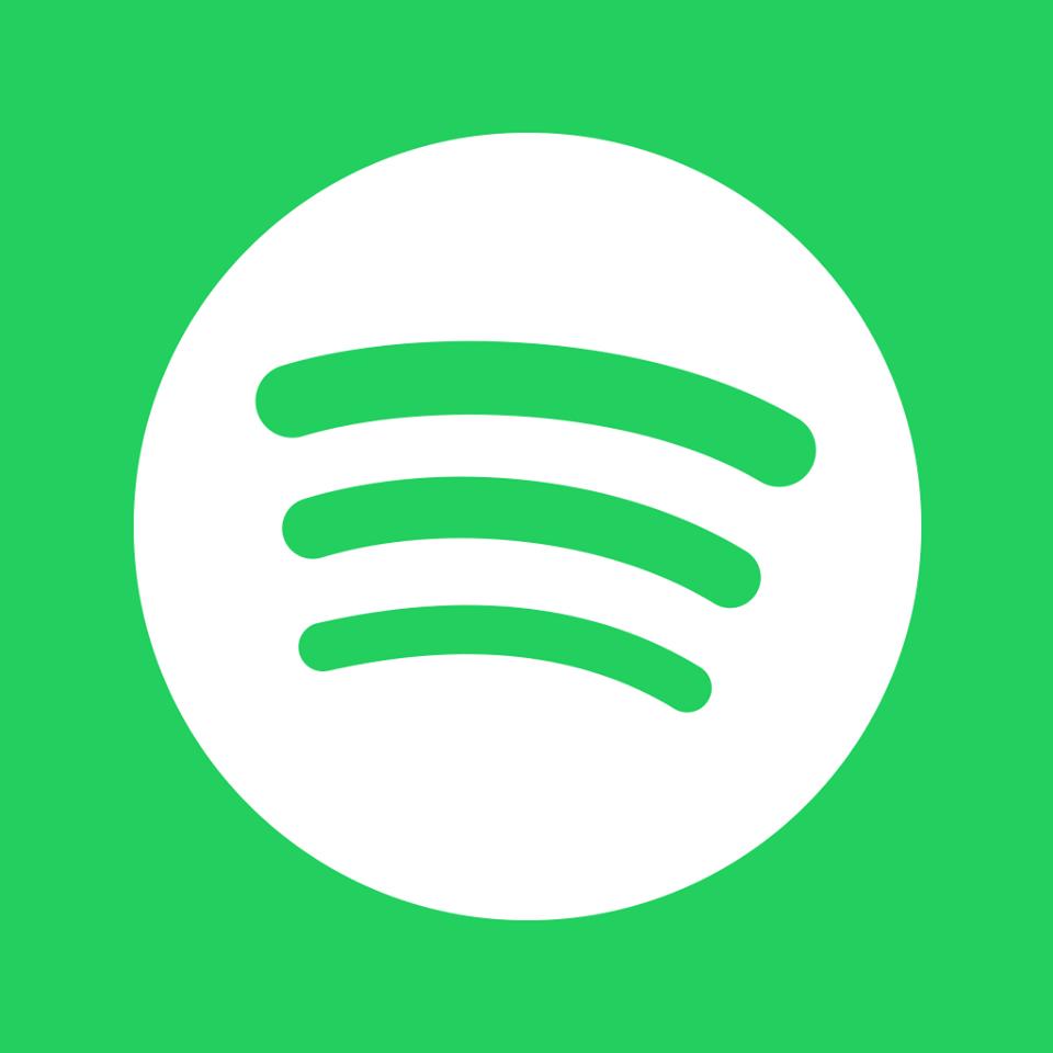 Logo Spotify - Streaming de musiques en ligne